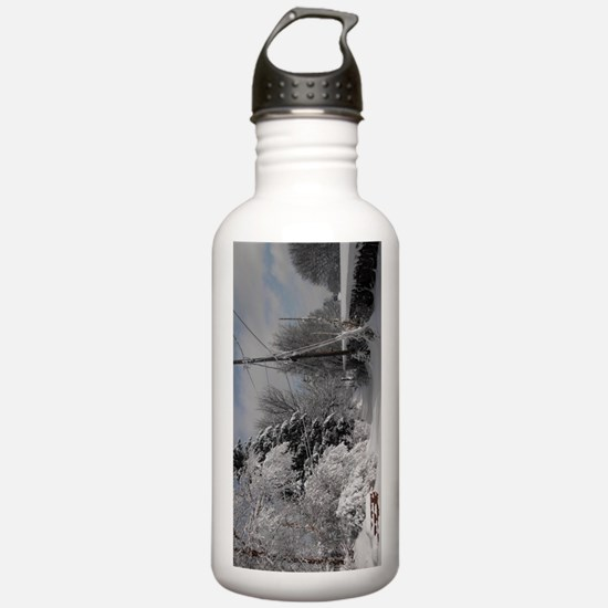 iPhone 5 Case Water Bottle