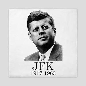 JFK 1917-1963 Queen Duvet