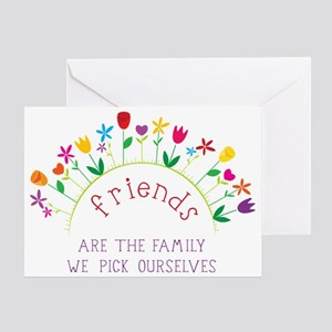 Friendship greeting cards cafepress friends greeting card m4hsunfo Image collections