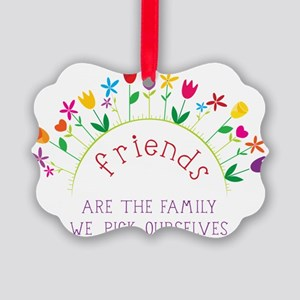 Friends Picture Ornament