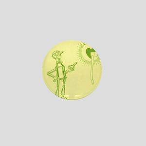 Oz Tin Woodman Mini Button