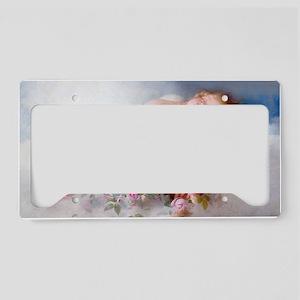 sp_pillow_case License Plate Holder