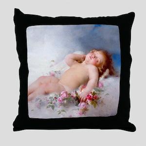 sp_shower_curtain_kl Throw Pillow