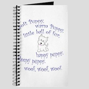 Soft Puppy Journal