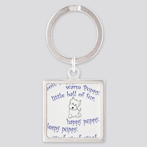 Soft Puppy Keychains