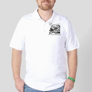 OR Nurses Golf Shirt