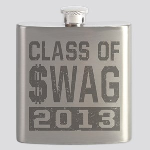 Class Of $WAG 2013 Flask