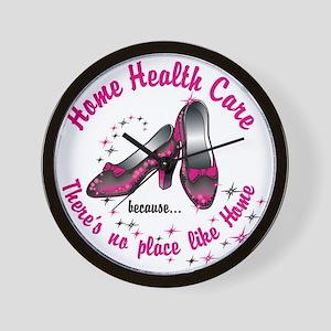 Home health care Wall Clock