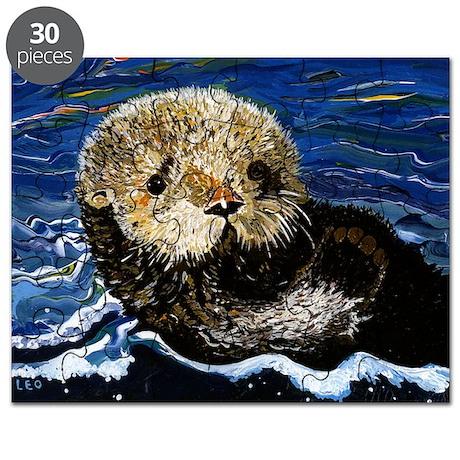 Sea Otter Puzzle