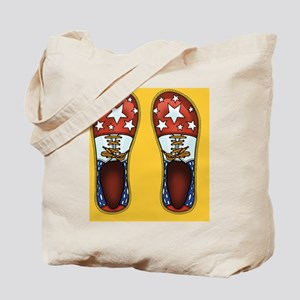 Clown Shoes II Tote Bag