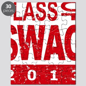 Class Of $WAG 2013 Puzzle