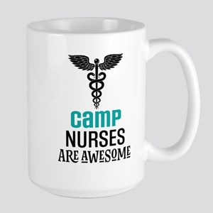 Camp Nurse Appreciation Mugs
