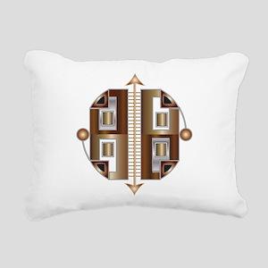 23-4 Rectangular Canvas Pillow