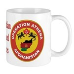 Masonic Canadian Armed Forces - Afghanistan Mug