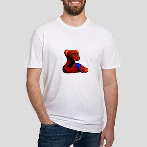 Mr. Huggins Black Tee T-Shirt