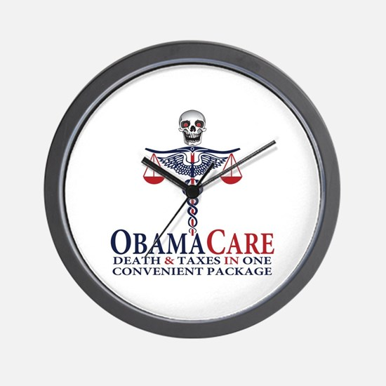 Obamacare Wall Clock