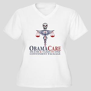 Obamacare Plus Size T-Shirt