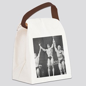Mike Katz Canvas Lunch Bag