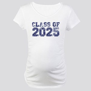 Class of 2025 Maternity T-Shirt