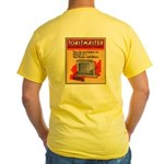 Toastmaster 1A1 Yellow T-Shirt