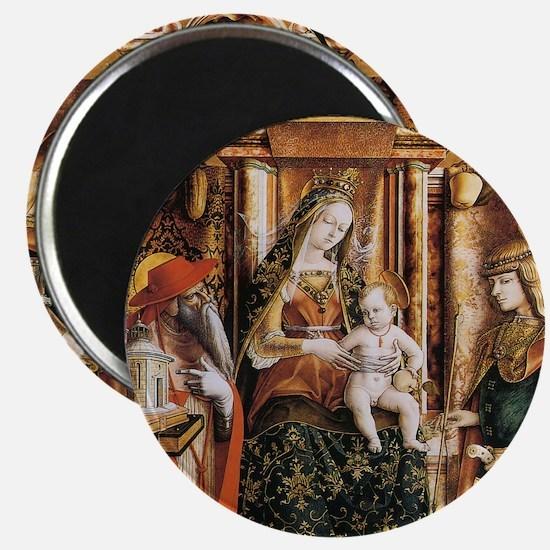 Carlo Crivelli Madonna Magnet