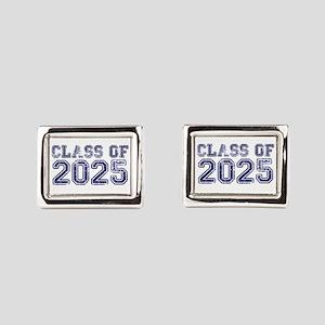 Class of 2025 Rectangular Cufflinks