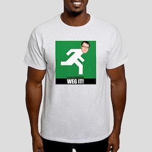 weg it black large Light T-Shirt