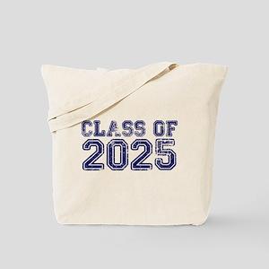 Class of 2025 Tote Bag