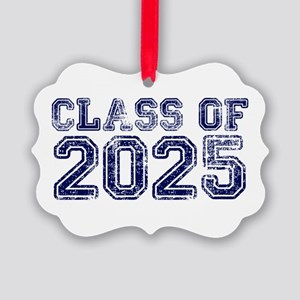 Class of 2025 Picture Ornament