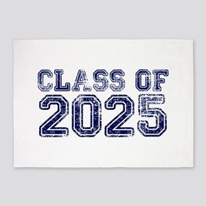 Class of 2025 5'x7'Area Rug