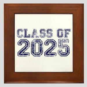 Class of 2025 Framed Tile