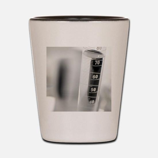 Laboratory glassware Shot Glass