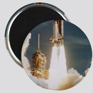 Launch of shuttle mission STS-70, July 13 1 Magnet