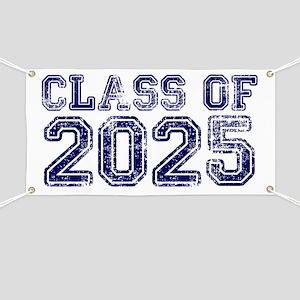Class of 2025 Banner