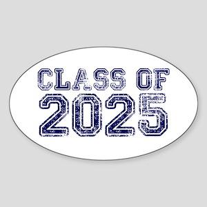 Class of 2025 Sticker