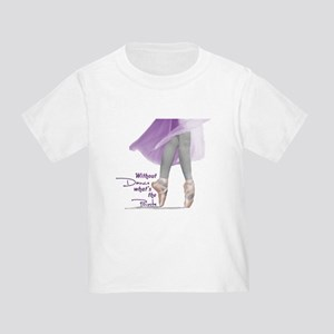 Pointe Toddler T-Shirt