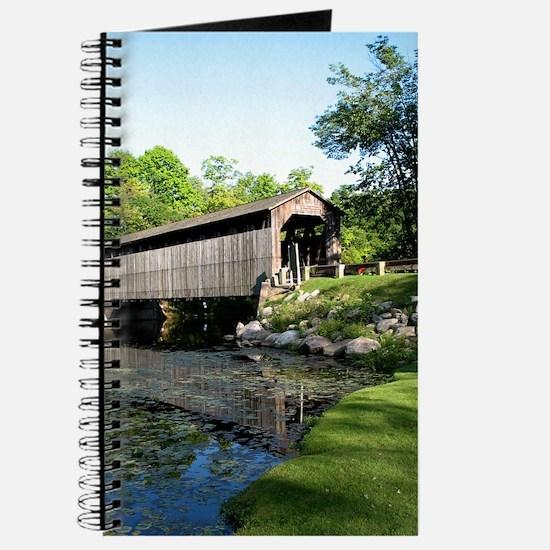Fallasburg Covered Bridge Journal