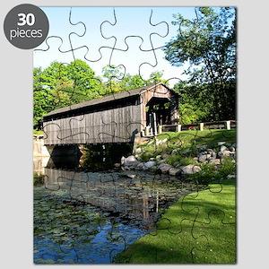 Fallasburg Covered Bridge Puzzle