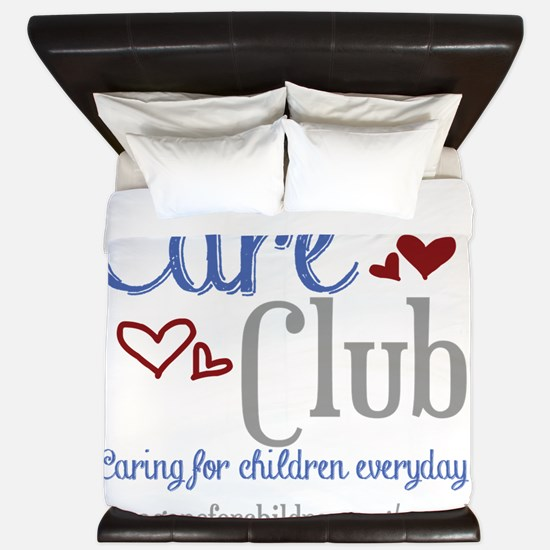 Care Club Collection King Duvet