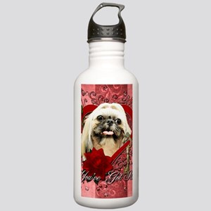 Valentines - Key to My Stainless Water Bottle 1.0L