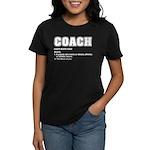 Coach Definition Women's Dark T-Shirt