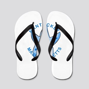 Massachusetts - Nantucket Flip Flops