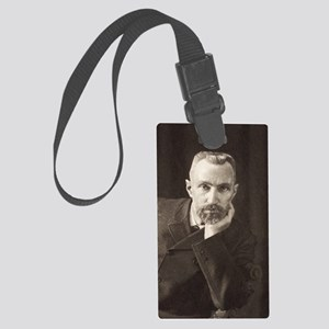 Pierre Curie, French physicist Large Luggage Tag