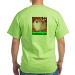 pomrescue trev green T-Shirt