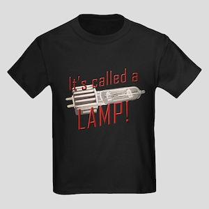 Lamp Kids Dark T-Shirt