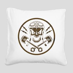 piston-pistoff2-gold-T Square Canvas Pillow