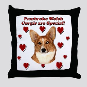 PWC are Special-Pip Throw Pillow