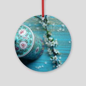 108197841 Round Ornament