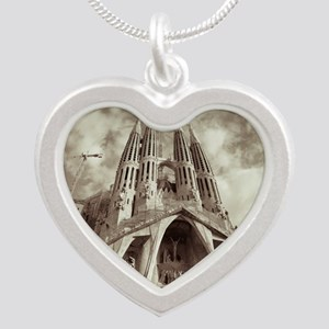 117150108 Silver Heart Necklace