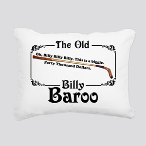 Caddyshack Billy Baroo Rectangular Canvas Pillow